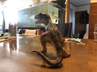 T.Rex rear