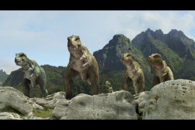 『大恐竜時代 タルボサウルスvsティラノサウルス』