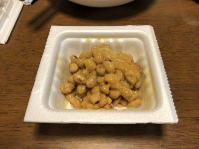 納豆(豆大きめ)