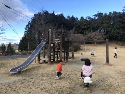 公園と家族