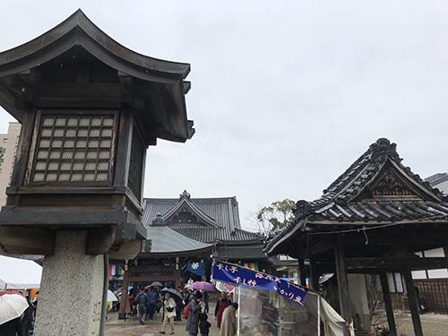 岡寺山継松寺(2019年)