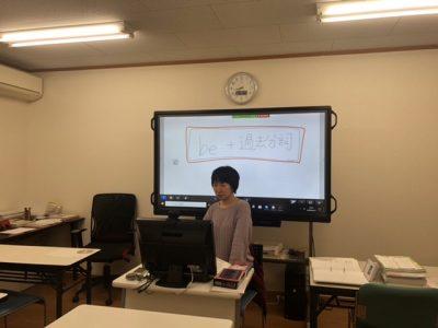 オンライン授業の風景3