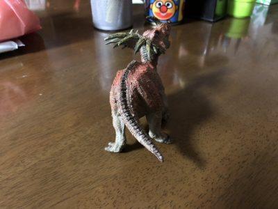 スティラコサウルス・後