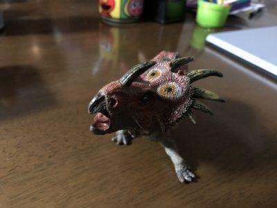 スティラコサウルス・前