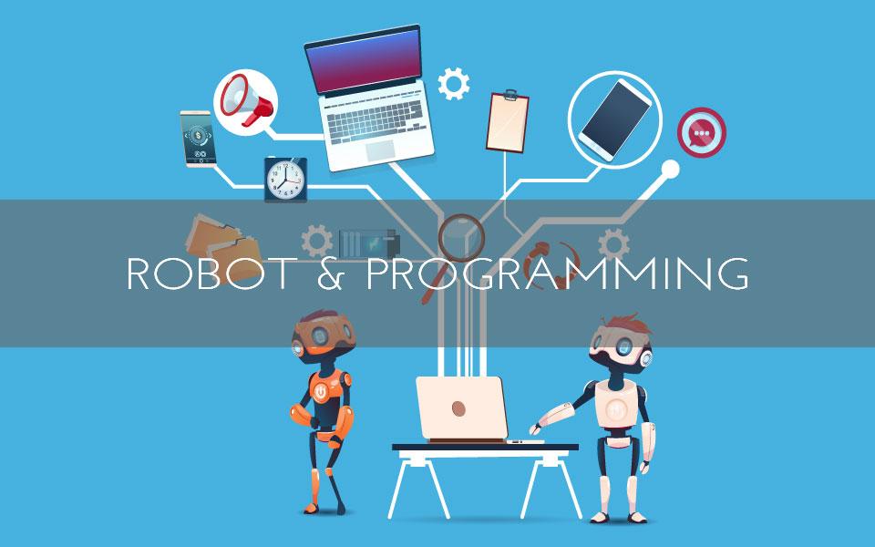 ロボット・プログラミング