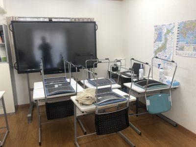 2020年 年末教室掃除 2