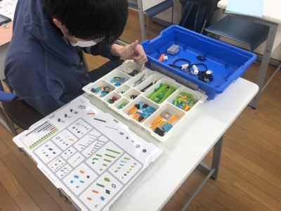 ロボットプログラミング研修2