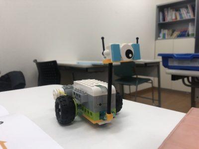 ロボットプログラミング研修5