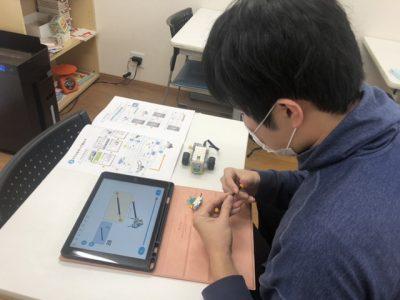 ロボットプログラミング研修4