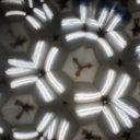 ビー玉で万華鏡6
