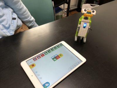 ロボットプログラミング教室1