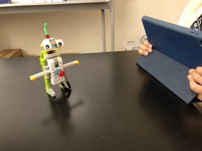 ロボットプログラミング教室2