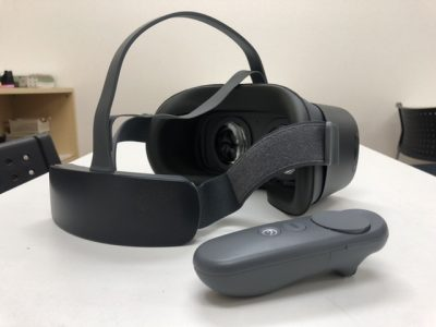 ヘッドマウントディスプレイ VR その2