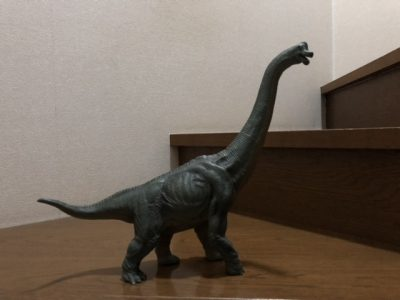 ブラキオサウルス その2