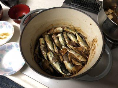 サバの煮つけ