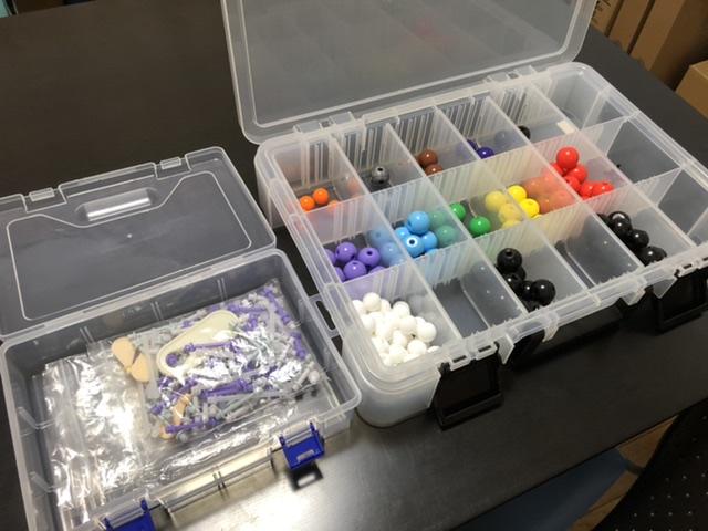 分子構造模型セット