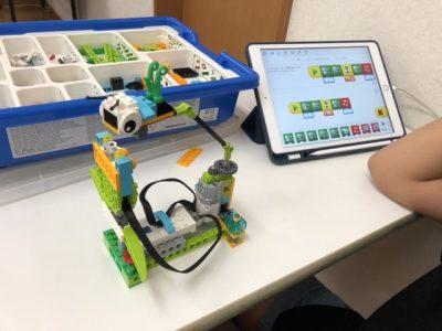 ロボットプログラミング1